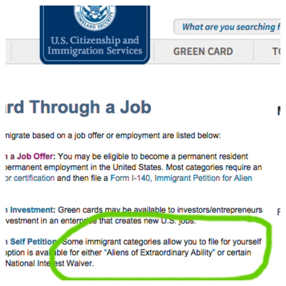 I wonder if E.T. ever got his green card.