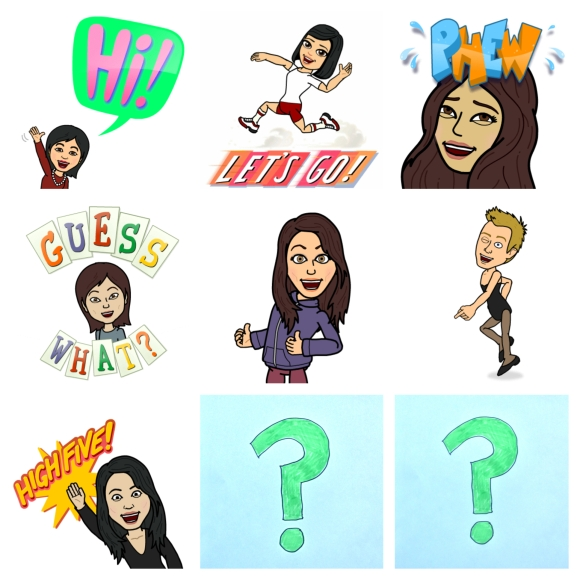 I need two more for...Bitmoji Hollywood Squares!